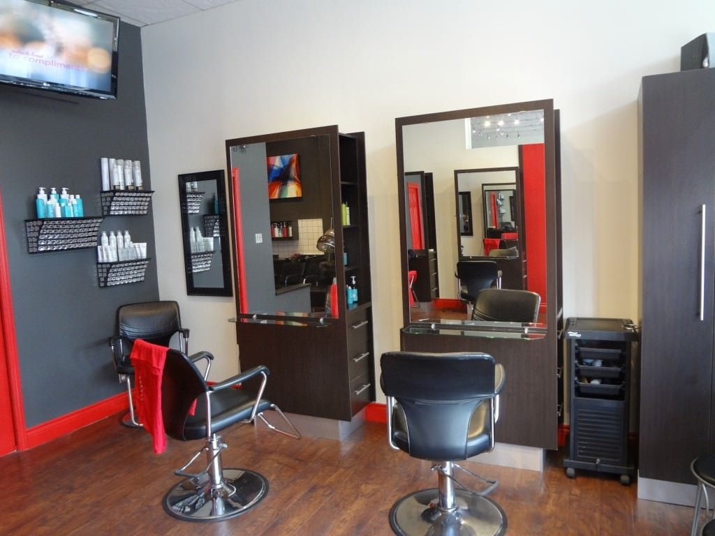 Salon Chair Rental For Independent Stylists