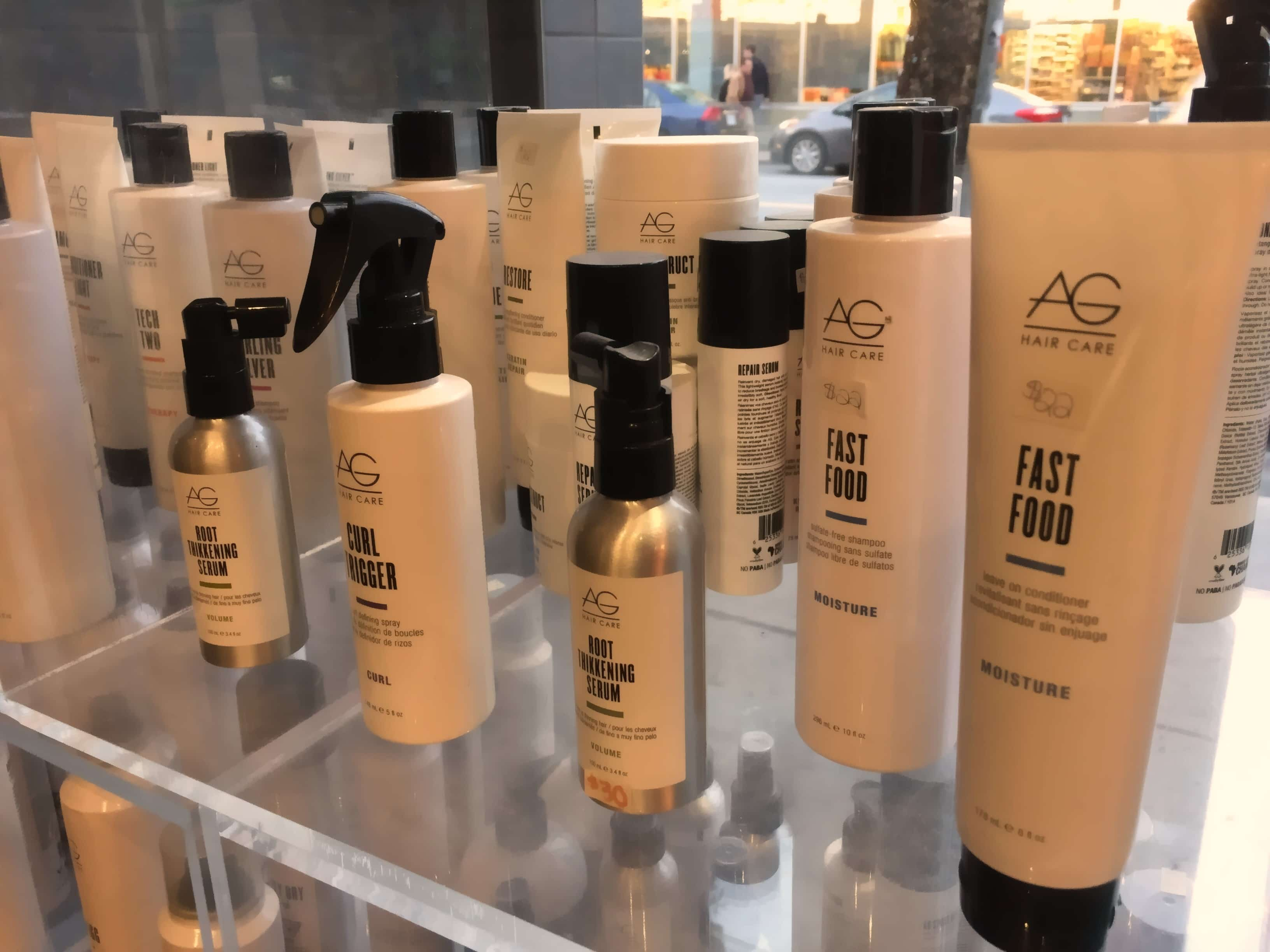 AG Hair Care